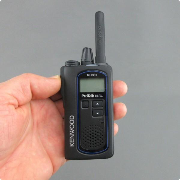 Kenwood TK-3601 dpmr446 Digitalfunkgerät