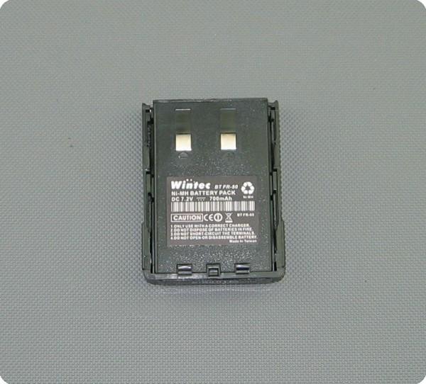 Wintec Akku BT FR-80 NiMH für Wintec / Starcom lP- 4502