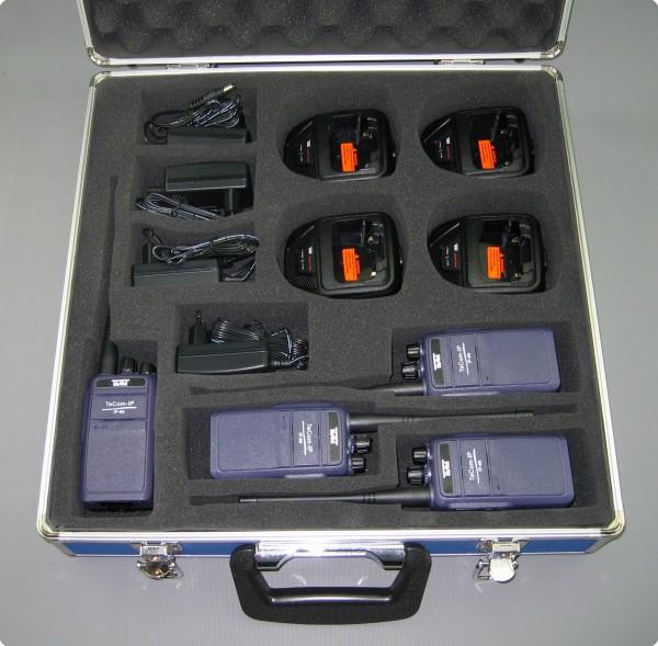 Transportkoffer für Team Tecom IP