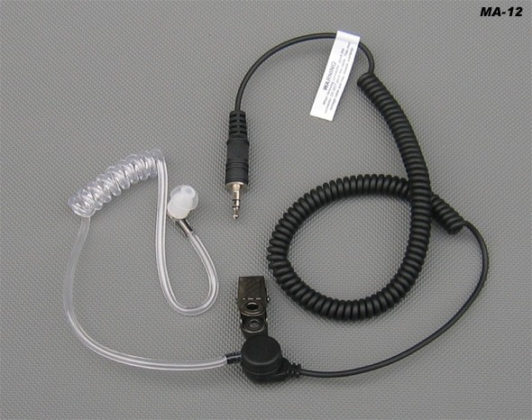 MA-12 Security Ohrhörer / Tarn Ohrhörer