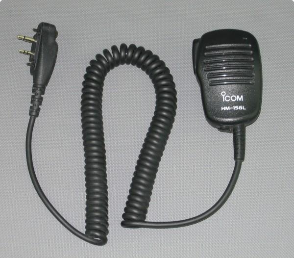 Icom HM-158L Lautsprechermikrofon
