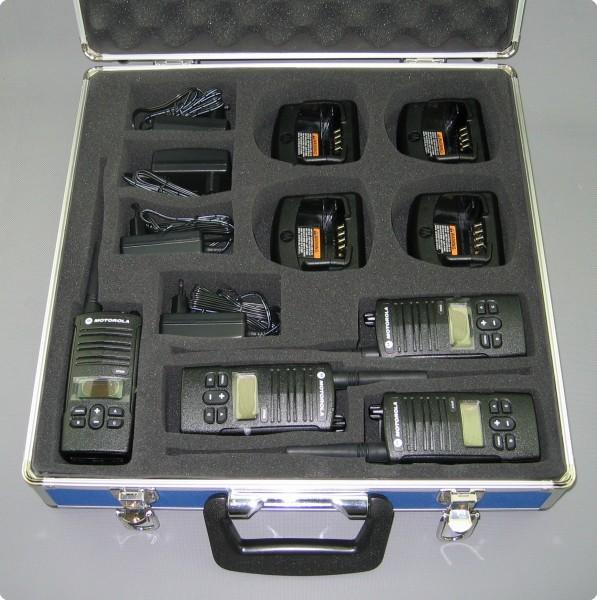 Transportkoffer für Motorola XTNi 446