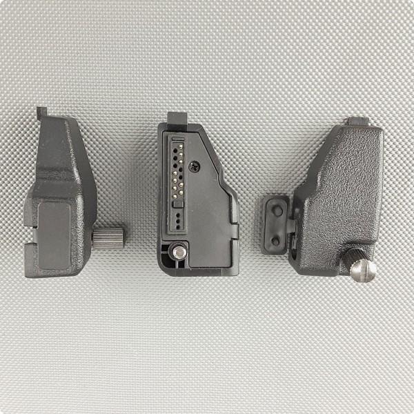 Audio Adapter TK-280 TK-380 zu Kenwood 2 Pin
