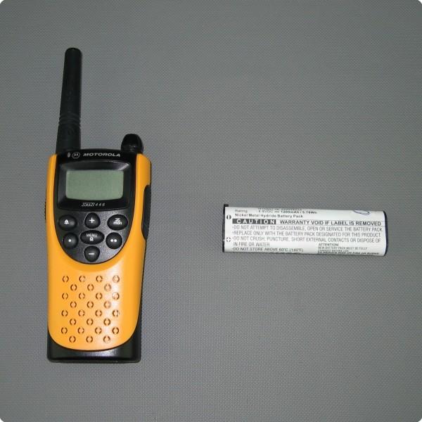 Akku für Motorola XTN446 NTN8971 / NTN 8971B