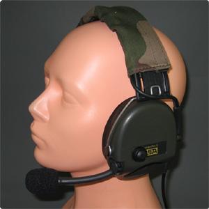 Umbau Uwe Evetrs GmbH / Sordin MSA Suprime Headset
