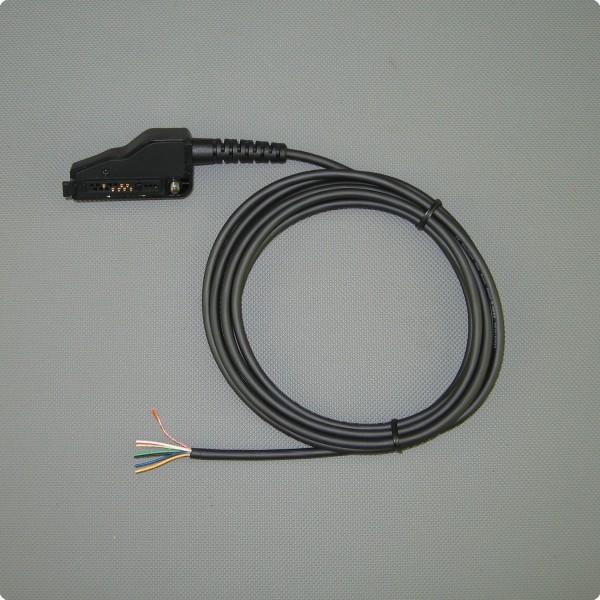 Kenwood kompatibler Stiftleisten Stecker TK280/380 usw.