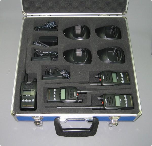 Transportkoffer für Alinco DJ-A446