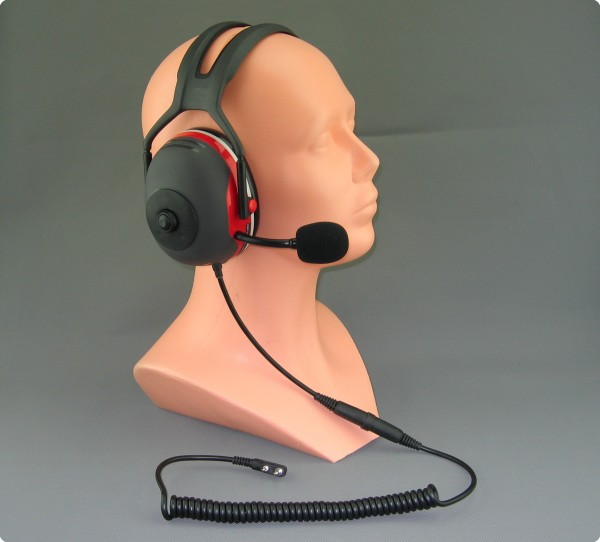 Tecom IP / X-Serie Audio / Funk Headset