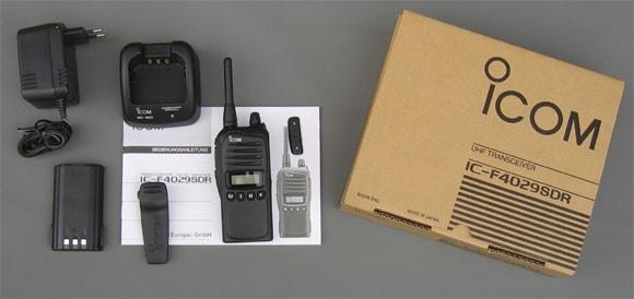 Icom IC-F4029-SDR digitales Funkgerät