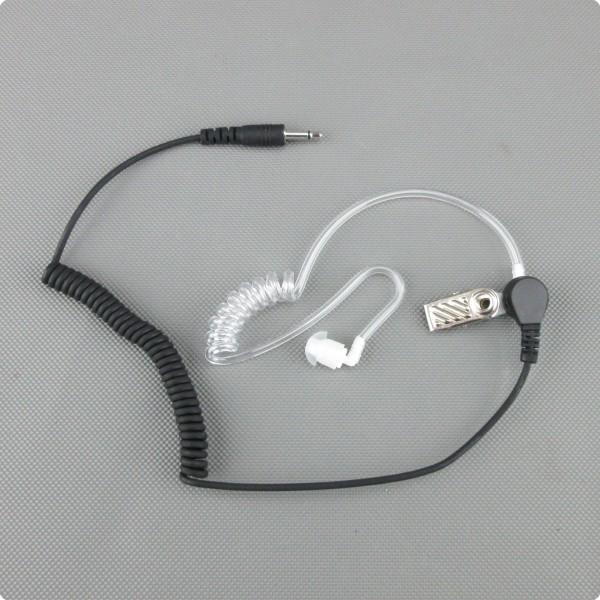 MA-12 Security Ohrhörer / Tarn Ohrhörer gerader 3.5 [mm] Mono Klinkenstecker