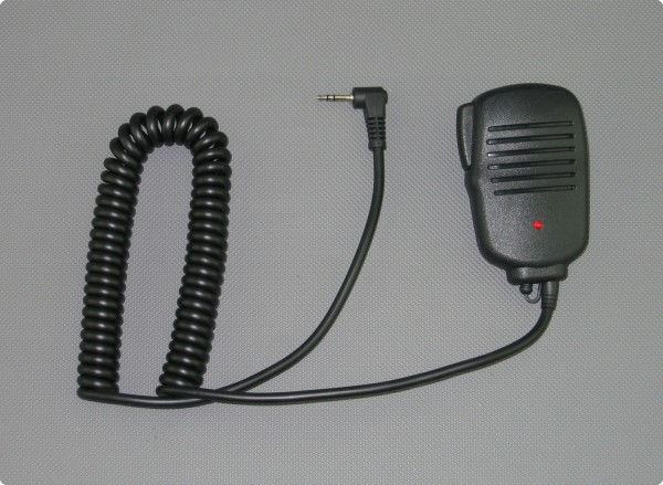 Motorola T-Serie 2,5 [mm] 1 Pin Stecker Mikrofon
