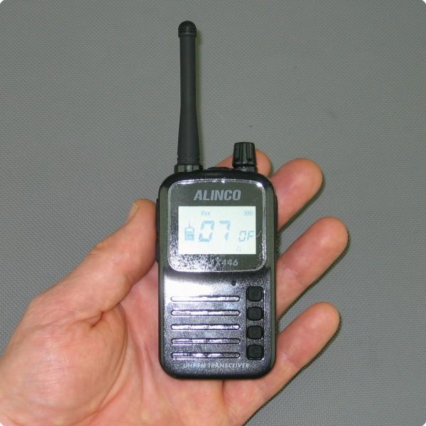 Alinco DJ-FX-446 PMR446 Handfunkgerät