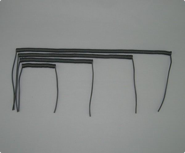LiYD11Y 7x0.25 Spiralkabel / Wendelkabel / Spiralleitung Lappkabel UNITRONIC