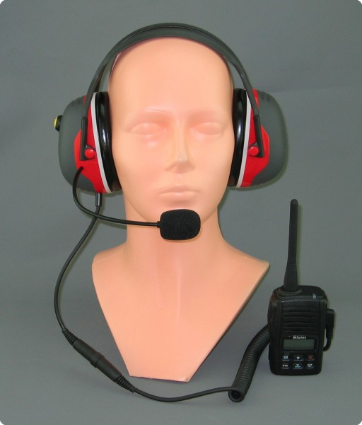 Wintec lP-4502 / X-Serie Kopfbügel Headset