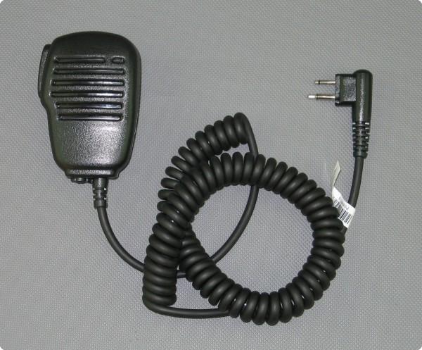 Lautsprecher Mikrofon MA-26 Pro M1 Doppel Klinkenstecker Motorola GP-Serie und baugleiche
