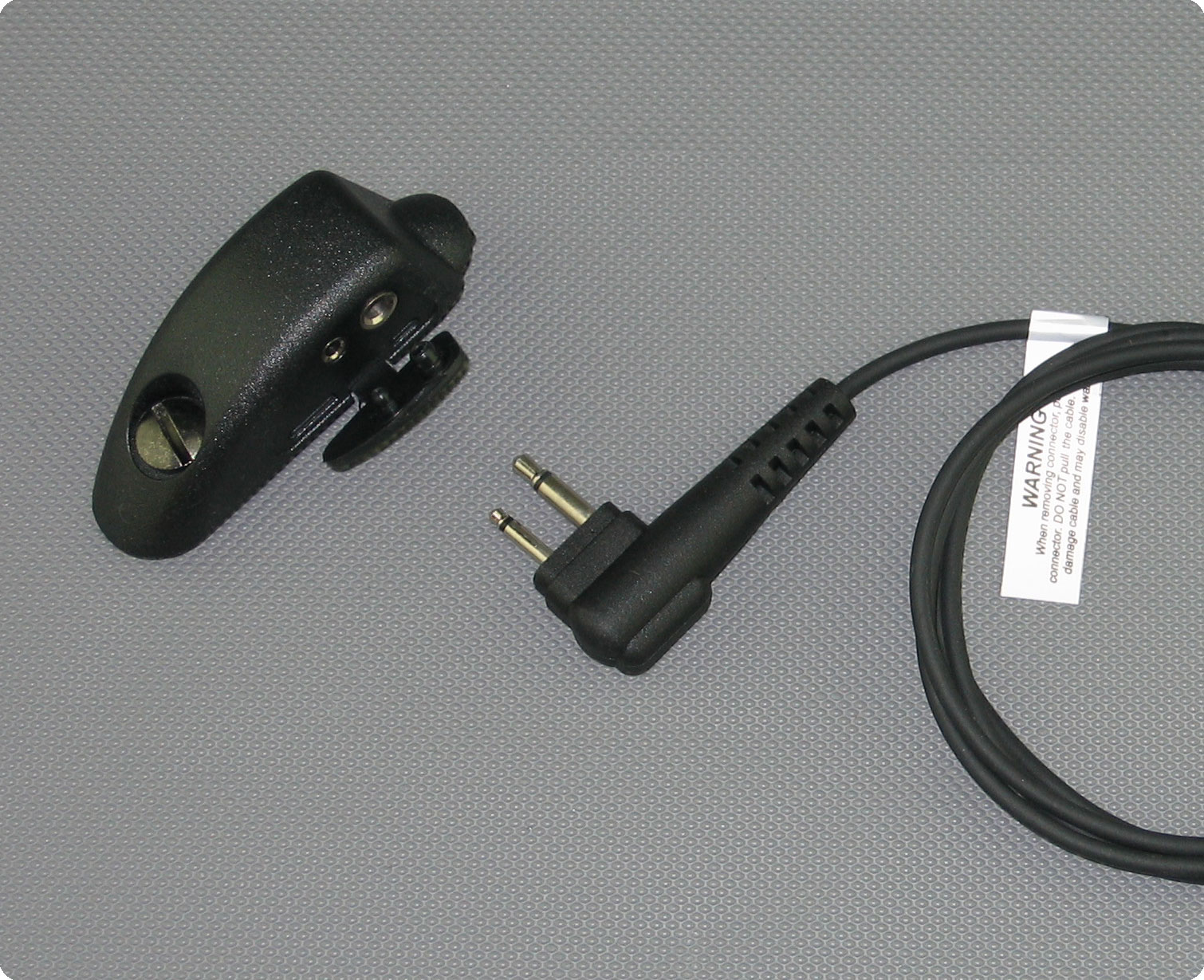 Motorola GP-360 Adapter mit GP-Kabel