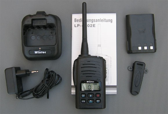 Wintec lP-4502 Plus (16 Kanal Version)