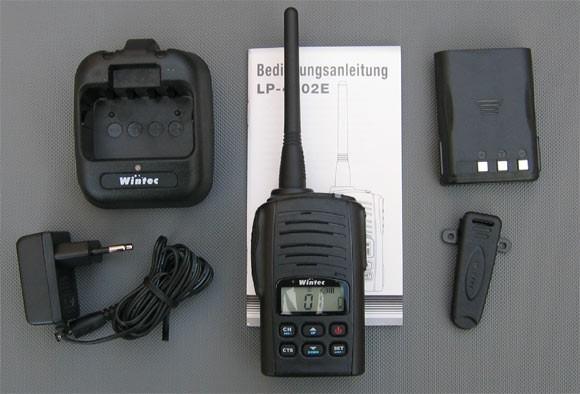 Wintec lP-4502 Plus (16 Kanal Version)