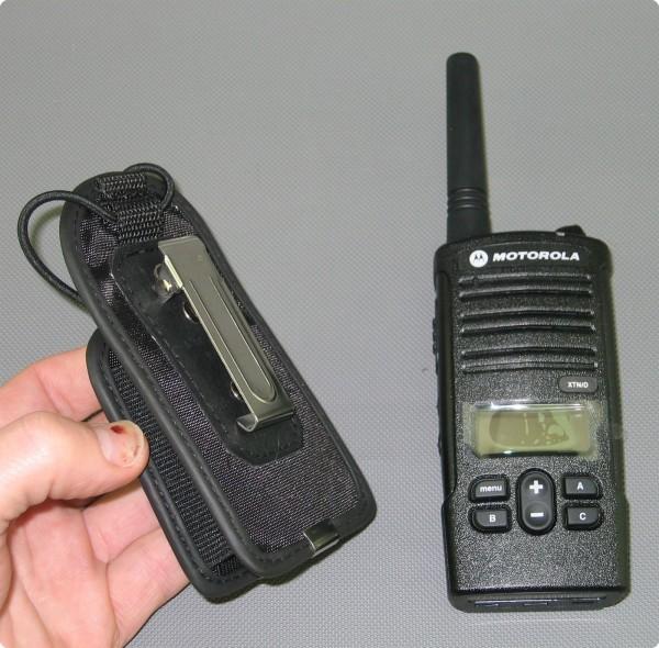 Schutztasche passend für Motorola XTNi und XTNi