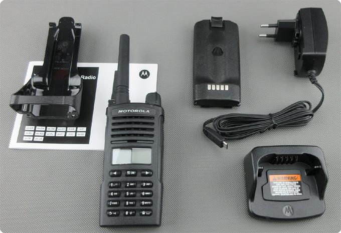 Motorola XT 466d Lieferumfang