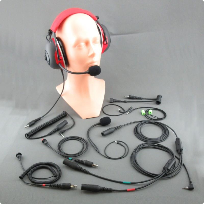 StarCom1 EN352 Funk Nachrüstung für 3M® Peltor®