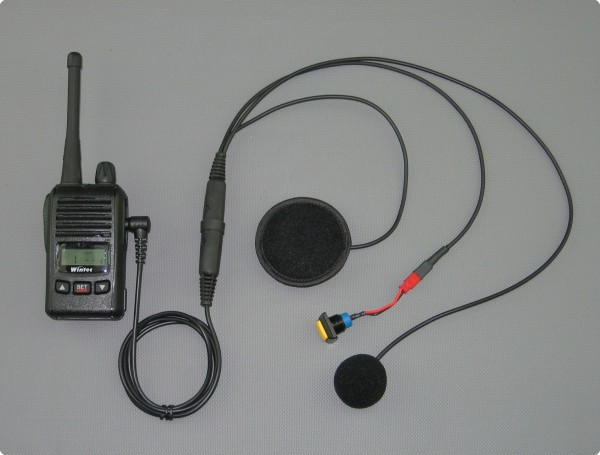 Paragliding Headset Wintec MINI 46