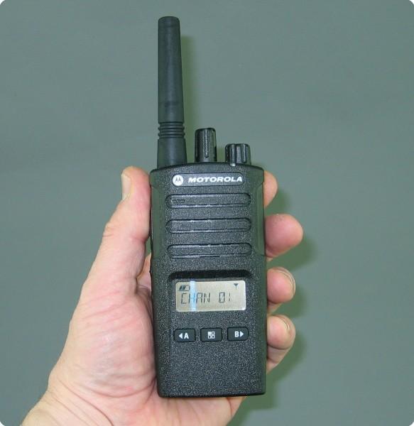Motorola XT460 mit LiIon Akkutechnik