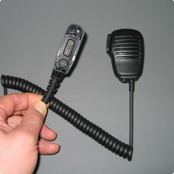 Lautsprecher Mikrofon MA-26 für Motorola® MOTOTRBO™