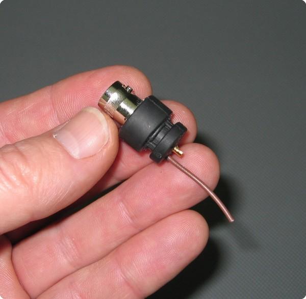 BNC-Umbausatz - Adapter passend für ALAN / Midland G7, G8, G9 und G14