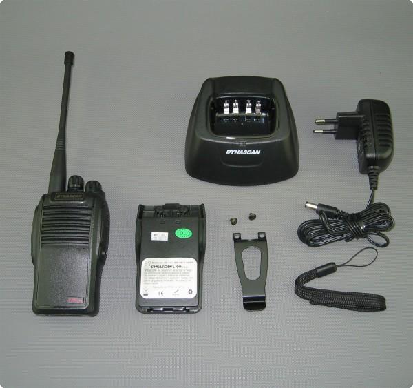 Dynascan L99 Plus mit Akku und Tischlader