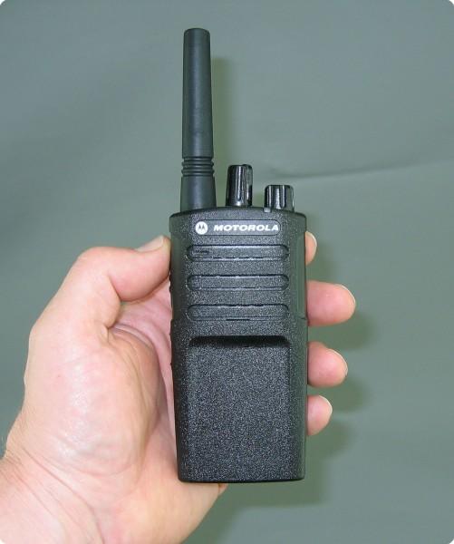 Motorola XT420 mit LiIon Akkutechnik