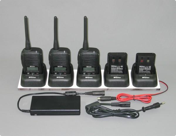 5-Fach Multilader Wintec / Starcom LP-4502