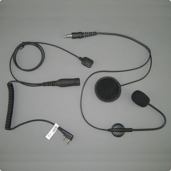 Paragliding Headset HS300p