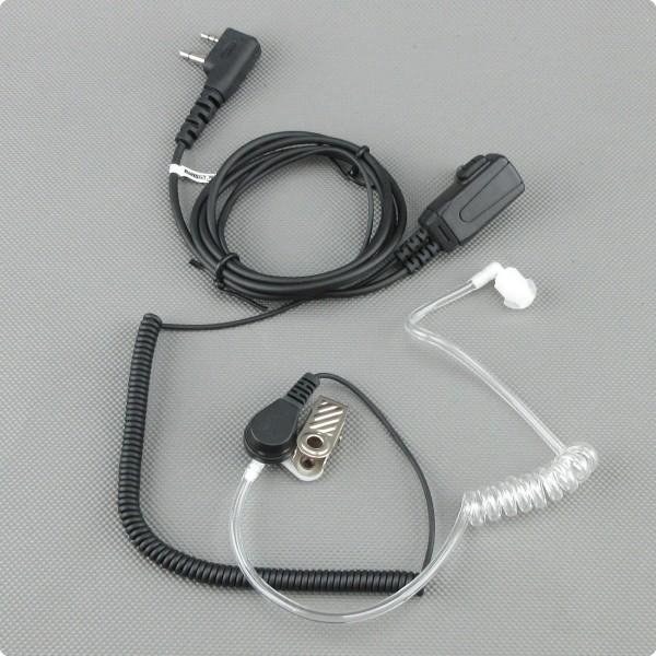 Securityheadset mit Wintec lP-4502 Stecker
