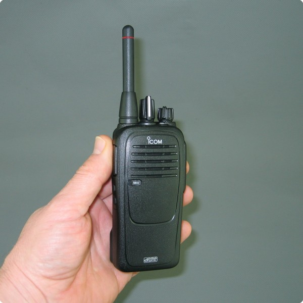 Icom IC F29DR (dPMR446 digital und PMR446 analog)