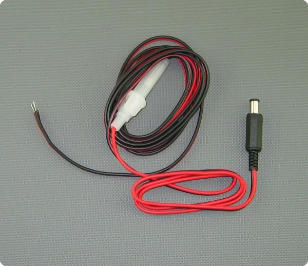 KFZ 12 Volt Lade Kabel für Kenwood Ladeschalen (TK Serie)