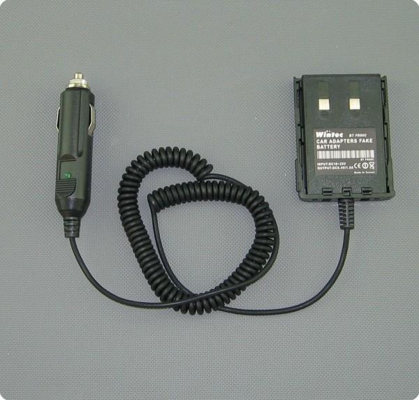 KFZ 12 Volt Adapter FR-80 C für Wintec Autoadapter LP-4502