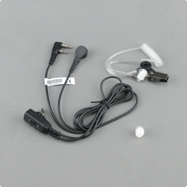 Security Headset Icom® 2 Pin Stecker