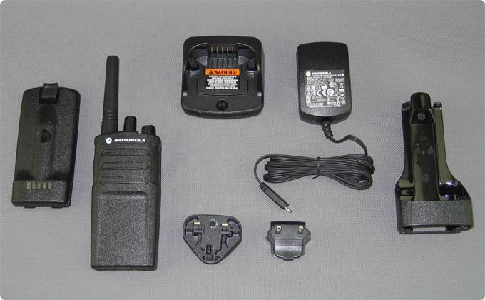 Motorola XT 420 Lieferumfang
